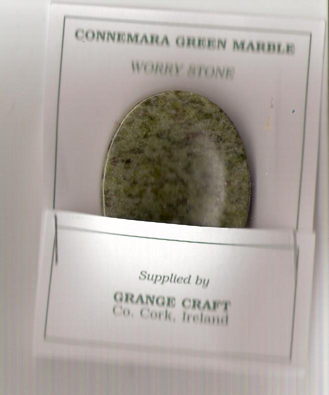 Worry Stone Aus Gr 252 Nem Connemara Marble Irish Berlin De