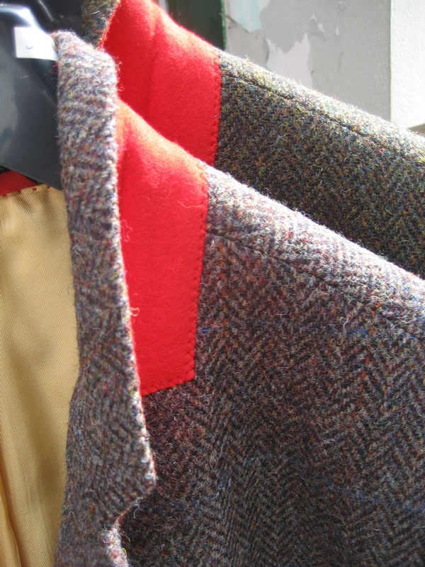 Harris Tweed Jacken Irish Berlin De