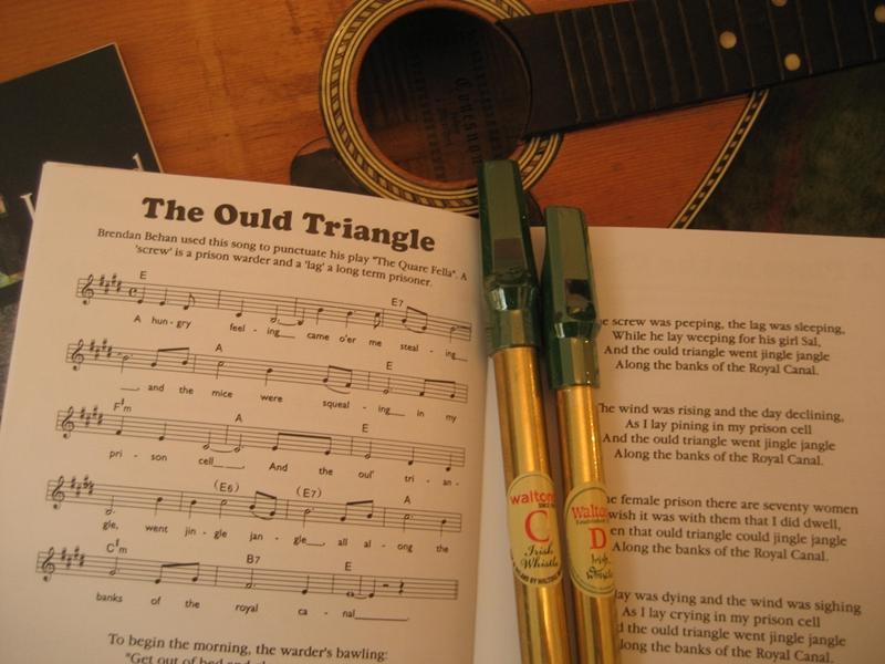Irische Songs und Balladen