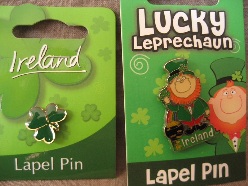 Let it shamrock and roll!