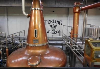 Die Teeling-Destillerie in Dublin