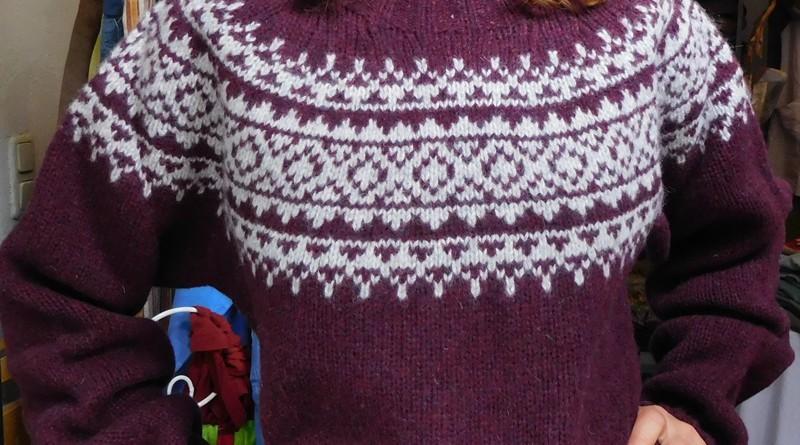 fairisle wollpullover - Fair Isle Muster