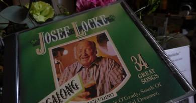 Josef Locke – Singalong