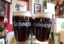 Kerze Pint of Guinness