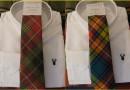 Krawatten mit Buchanan-Muster