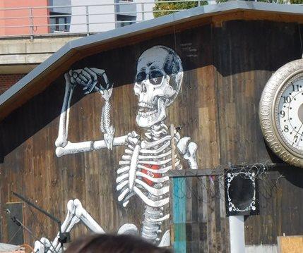 Halloween und der Kürbis