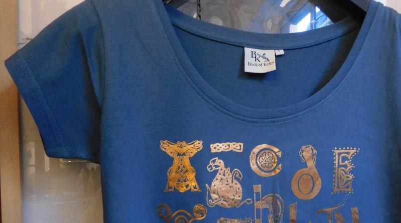 Damenshirt Book of Kells