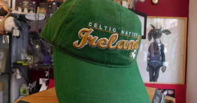 Basecap Celtic Nation