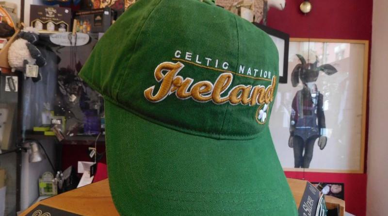 Basecap Celtic Nation