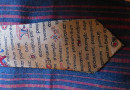 Seidenkrawatte Book of Kells