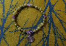 Armband Connemara-Marble