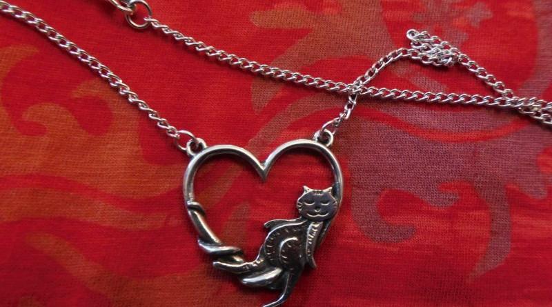 Katze im Herzen