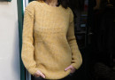 Pullover mit Ballonärmeln