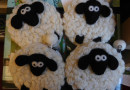 Schaf als kleine Tasche