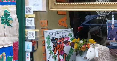 Ein Vierteljahrhundert Irland in Berlin