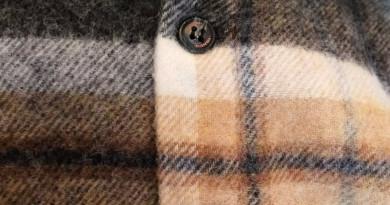 Hemd aus reiner Schurwolle