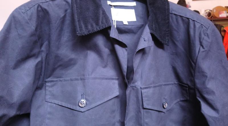 Hemdjacke resp. Overshirt