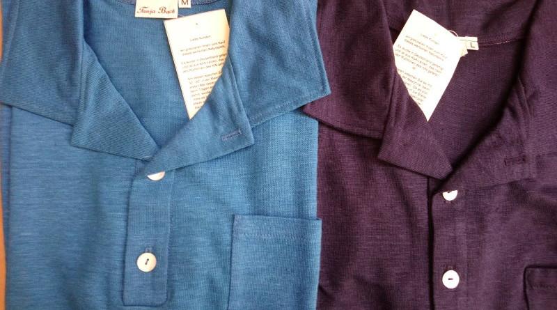 Poloshirts aus Leinen